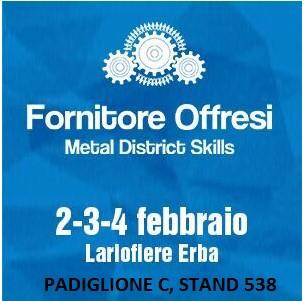 PARTICIPATION AT FORNITORE OFFRESI 2017